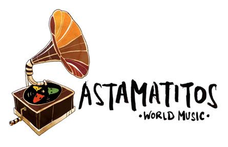 Logo-Design für eine Weltmusik-Agentur